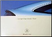 2004 Mercedes-Benz C-Class Sport Coupe Factory Owner's Manual Portfolio (SKU: 2035849797)