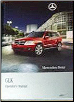 2011 Mercedes-Benz GLK-Class Factory Owner's Manual Portfolio (SKU: 2045845481)