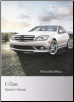 2009 Mercedes-Benz C-Class Owner's Manual Portfolio (SKU: 2045848881)