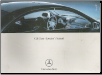 2003 Mercedes-Benz CLK-Class Factory Owner's Manual (SKU: 2095841581)