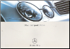 2004 Mercedes-Benz E-Class Sedan Factory Owner's Manual (SKU: 2115841183)