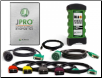 JPRO Professional Software Bundle With JPRO DLA+ 2.0 Vehicle Adapter Kit (SKU: 232125)