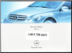 2008 Mercedes-Benz R-Class Owner's Manual Portfolio (SKU: 2515844571)
