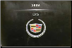 2009 Cadillac DTS Owner's Manual Portfolio (SKU: 25793159A)