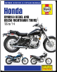 1985 - 2014 Honda CMX250 Rebel & CB250 Nighthawk Twins Haynes Repair Manual (SKU: 1620922126)