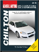 2006 - 2011 Chevrolet Impala & Monte Carlo Chilton's Total Car Care Manual (SKU: 1620920476)