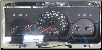 2003 - 2005 Ford Crown Victoria Instrument Cluster Repair (140 MPH, Police) (SKU: 3W7F17A275CA)