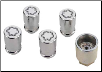 ROUSH 2005 - 2012 Mustang Locking Lug Nut Set (SKU: 401380)