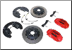 "ROUSH 2005 - 2012 Ford Mustang High Performance Front Brake Kit, 4 Piston Caliper w/ 14"" Rotors (SKU: 401599)"