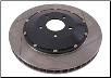 ROUSH 2005 - 2012 Ford Mustang Brake Rotor, LH, Front 2 Piece, ROUSH 4 or 6 Piston Calipers (SKU: 401600)