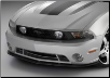 ROUSH 2010 - 2012 Ford Mustang Front Fascia With Foglamps and Harness, Select Your Color (SKU: 420000)