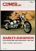 1984 - 1999 Harley-Davidson FLS - FXS Evolution Clymer Service, Repair & Maintenance Manual (SKU: M4213-0892878452)