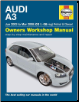 2003 - 2008 Audi A3 Hatchback (3-door) & Sportback (5-door) Gas & Diesel Haynes Repair Manual (SKU: 9780857339942)