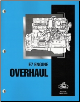 Mack E7 -728 c.u. 12L, Six Cylinder Diesel Factory Engine Overhaul Manual (SKU: 5101)