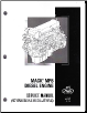 Mack MP8 Diesel Engine Service Manual (SKU: 5113)
