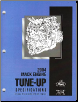 Mack Truck 2004 Engine Tune-Up Specifications (SKU: 5316)