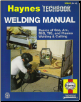 Welding Manual Haynes Techbook (SKU: 1563921103)