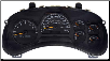 2002 - 2007 Chevrolet Trailblazer & 02-06 Trailblazer EXT Instrument Cluster Repair with DIC & Tach (SKU: 15238345)