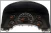 2003 - 2007 Chevrolet Express, GMC Savana Instrument Cluster Repair (Gas & Flex Fuel) (SKU: 93442607)