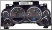 2007 GMC Yukon, Yukon XL 1500 Instrument Cluster Repair (SKU: 15851448)