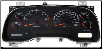 1998 Dodge Ram 2500 and 3500 10 Cylinder Instrument Cluster Repair (SKU: 56020615AC)
