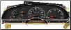 1997-1998 Ford F150 F250 Expedition Instrument Cluster Repair Gas Only (SKU: F75F10849CA)