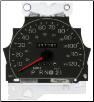 2003 - 2005 Mercury Grand Marquis & Marauder Instrument Cluster Repair (without Police Package; with 120 MPH) (SKU: 3W3F17A275AA)