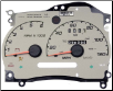 2003 Ford Ranger Instrument Cluster Repair (SKU: 3L5F17A275AA)
