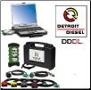 Detroit Diesel/Mercedes DDDL Software w/ JPRO DLA+ 2.0 Adapter & Panasonic CF-52 Toughbook (SKU: 61050-DDL)