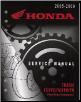 2005-2011 Honda TRX500FE/FM/TM Fourtrax Foreman Factory Service Manual (SKU: 61HP005)