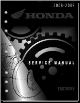 2008 - 2009 Honda TRX700XX ATV Factory Service Repair Manual (SKU: 61HP601)