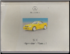 2001 Mercedes-Benz SLK Coupe Owner's Manual (SKU: 6515323113)