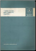 1978 Mercedes-Benz 300 SD (116.120) Turbo Diesel Service Manual (SKU: 65402970)