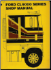 1979 Ford CL9000 Series Factory Shop Manual (SKU: FPSD36531279)