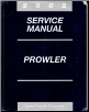 2002 Plymouth Dodge Prowler Factory Service Manual (SKU: 8127002029)