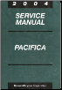 2004 Chrysler Pacifica Service Manual (SKU: 8127004035)