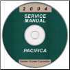 2004 Chrysler Pacifica Service Manual- CD ROM (SKU: 8127004035CD)