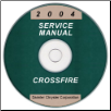 2004 Chrysler Crossfire (ZH) Service Manual - CD-ROM (SKU: 8127004036CD)