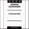 2004 Chrysler Crossfire Wiring Diagrams (SKU: 8127004336)