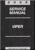 2005 Dodge Viper Service Manual (SKU: 812700503)