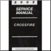 2005 Chrysler Crossfire Service Manual (SKU: 8127005036)