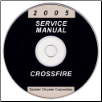 2005 Chrysler Crossfire Service Manual - CD-ROM (SKU: 8127005036CD)