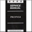 2005 Chrysler Pacifica Service Manual (SKU: 8127005050)