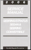 2006 Chrysler / Dodge Sebring & Stratus Factory Service Manual (SKU: 8127006055)