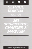 2006 Chrysler 300, Charger & Magnum Service Manual - 5 Volume Set (SKU: 8127006065)