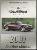2007 Chrysler Crossfire (ZH) Service Manual - 3 Volume Set (SKU: 8127007036)