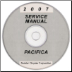 2007 Chrysler Pacifica (CS) Service Manual on CD *XML & SVG* (SKU: 8127007050CD)