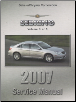 2007 Chrysler Sebring (JS) Service Manual - 5 Volume Set (SKU: 8127007055)