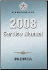 2008 Pacifica (CS) Service Manual - 4 Volume Set (SKU: 8127008050)