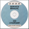 2008 Chrysler and Dodge 300/Charger/Magnum (LX) Service Manual ON CD (SKU: 8127008065CD)